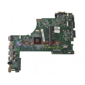 Vieruodis FOR TOSHIBA L50-B Laptop Motherboard A000300170 DA0BLKMB6E0 DDR3 Integrated Graphics W/ N3530 CPU
