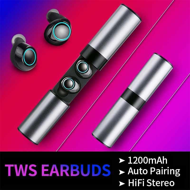 T1 СПЦ Беспроводной наушники Bluetooth наушники Airdots air накладки для Xiaomi huawei IPhone Pk i7s i10 i12 i20 СПЦ
