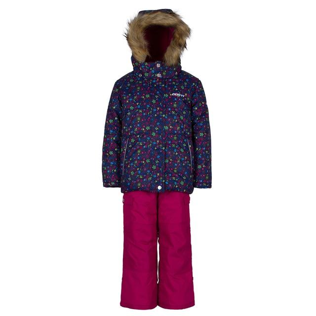 Комплект (куртка, полукомбинезон) GUSTI для девочек зимний GWG 3297