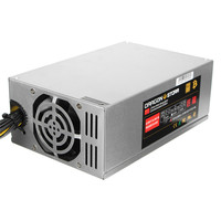 1600W ATX Power Supply For ETH S7 S9 For L3 6pin 10 Mining Machine Power Supply