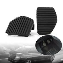 1 пара педаль тормоза сцепления резиновое покрытие для peugeot/Citroen 1007 207 208 301 307 308 508 C3 C4 C5 C6 C8 сцепные педали