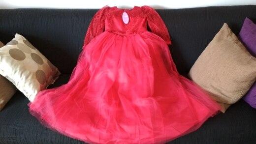 декор цветок; детское платье день рождения ; Золушка платье;
