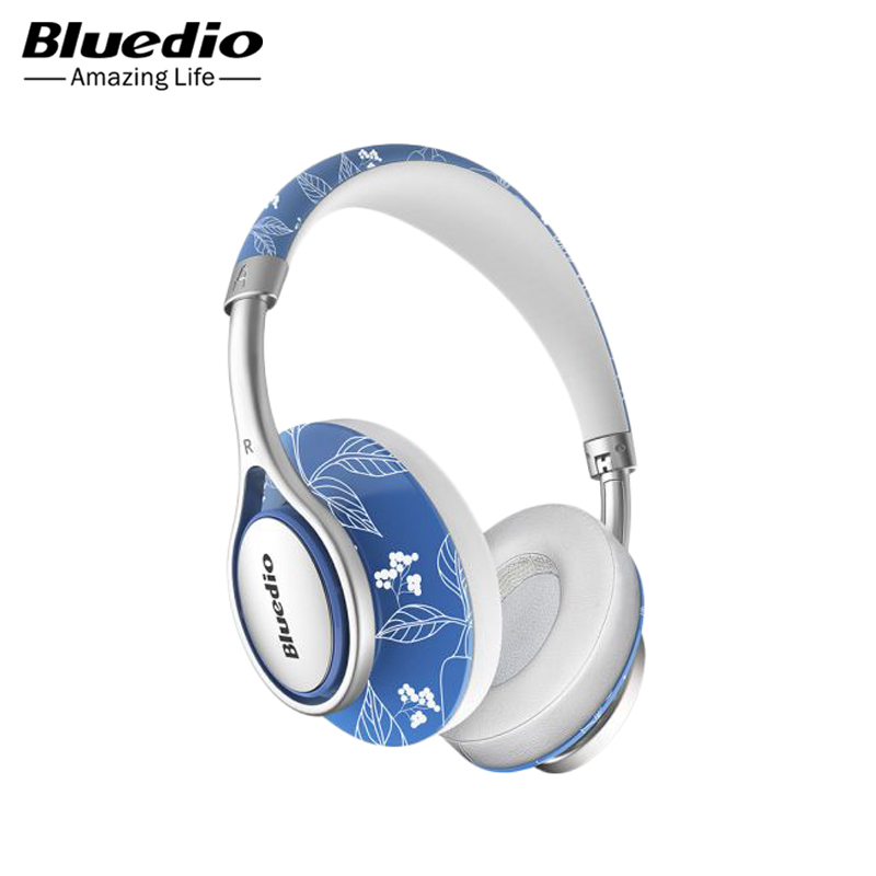 Headphones Bluedio A-China A-Doodle wireless