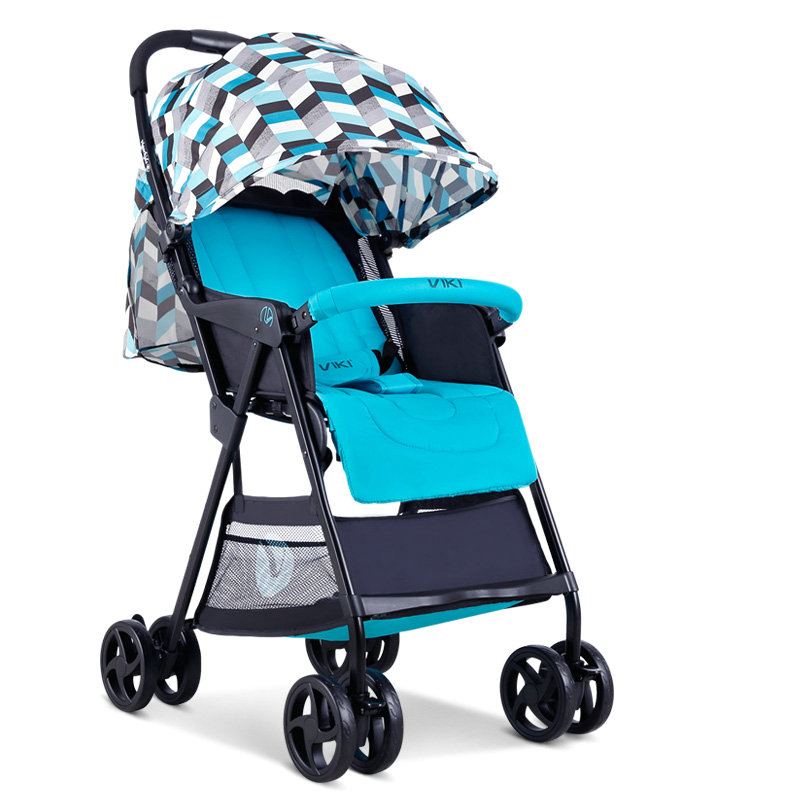 цена 2018 New Baby Car Light Weight Portable Foldable Travel Light Umbrella Car Stroller Foldable Baby Carriage Brand Pram Pushchair