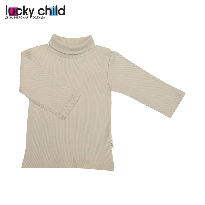 Children's Sweaters LUCKY CHILD for girls and boys 7-11 kids turtleneck