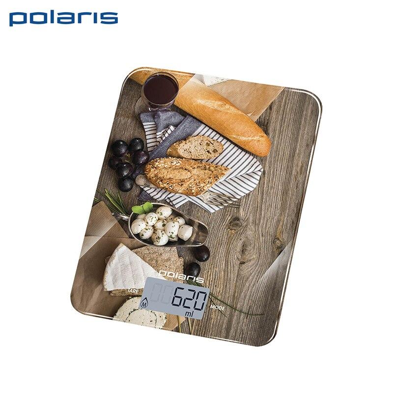 Kitchen scales PKS 1044DG Baguette electron., (POLARIS) baguette кардиган