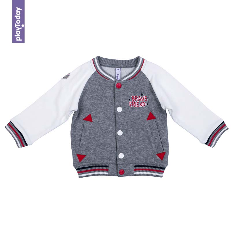 Hoodies and Sweatshirts PLAYTODAY for boys 377806 Children clothes kids clothes 128pcs military field legion army tank educational bricks kids building blocks toys for boys children enlighten gift k2680 23030