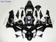 Motorcycle Fairings For Honda CBR600RR CBR600 CBR 600 2003 2004 03 04 F5 ABS Plastic Injection Fairing Kit Bodywork Black A187