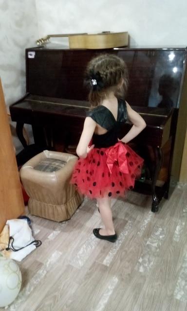 Girls Dresses Ladybug Cosplay Kids Red Flash Dress For Girl Cosplay Costumes Ladybug Marinette Costume Children Dot Dress