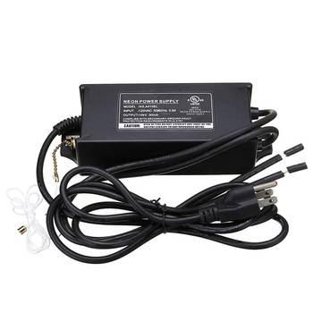Néon signe électronique transformateur d'éclairage convertisseur 10000 V 10KV 30mA alimentation adaptateur entrée 110 V US Plug