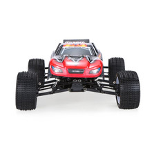 ZD Racing 9104 Thunder ZTX 10 1 10 DIY Car Kit 2 4G 4WD RC Truggy