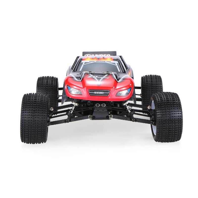 ZD Racing 9104 Thunder ZTX 10 1/10 DIY Car Kit 2.4G 4WD RC Truggy Without Electronic Parts ARR