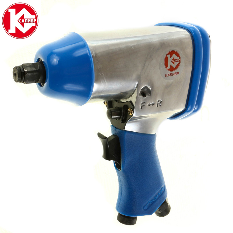 Kalibr PGU-16/310A Pneumatic Impact Wrench Air Torque Wrench Tools 1pcs 4v410 15 dc12v 5ports 2position single solenoid pneumatic air valve 1 2 bspt brand new