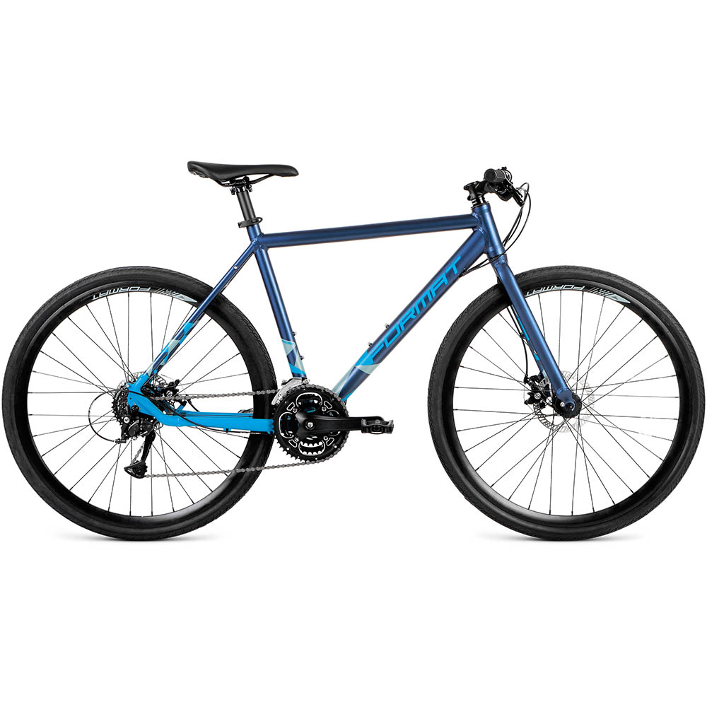 Bicycle FORMAT 5342 (700C 24 IC. Height 540mm) 2017-2018 велосипед format 5342 2016