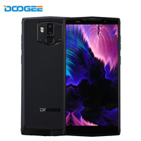 DOOGEE BL9000 4G LTE Smartphone Android 8.1 5.99 18:9 Wireless Charge 6GB 64GB Helio P23 Octa Core NFC 9000mAh GPS Mobile Phone