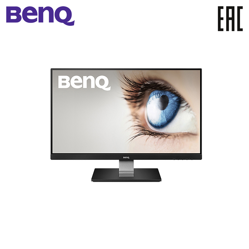 Фото - Monitor Benq 23.8 GW2406Z Black computer display sunding sd 563b 27 functions bike computer
