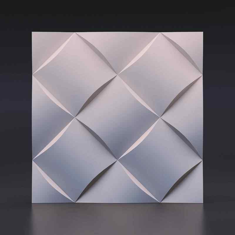 """חדש פלסטיק תבניות פלסטיק צורות, פלסטיק 3D דקורטיבי קיר פנלים """"קש"""" עבור גבס, מחיר עבור 1pcs ייחודי עיצוב חדש הגעה"""