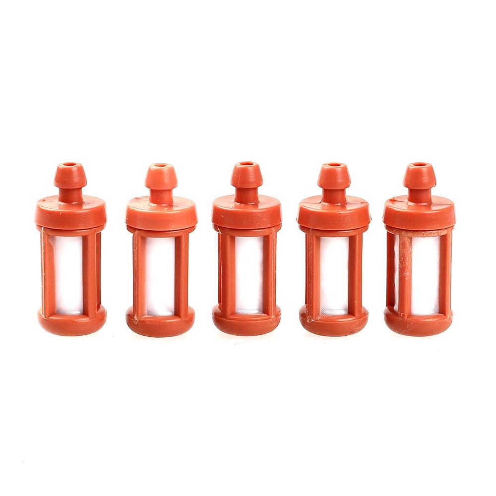 5x Fuel Filter For 026 029 034 036 038 039 MS260 MS290 MS310 MS340 MS360 MS380 MS381 MS390 Chainsaw
