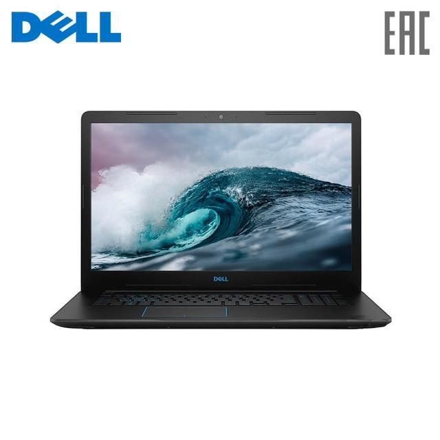 """Ноутбук Dell G3 17-3779 17,3 """"FHD/Intel Core i7-8750H/8 GB/128 GB SSD + 1 ТБ HDD/GTX 1050Ti (4GB DDR5)/Win10 H/Black (G317-7633) 0-на возраст от 0 до 12 лет"""