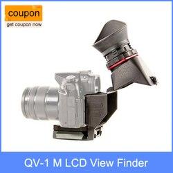 Kamerar QV-1 M LCD View Finder für Panasonic GH5 GH4 Sony A7III A7 III A7R III A9 A7S