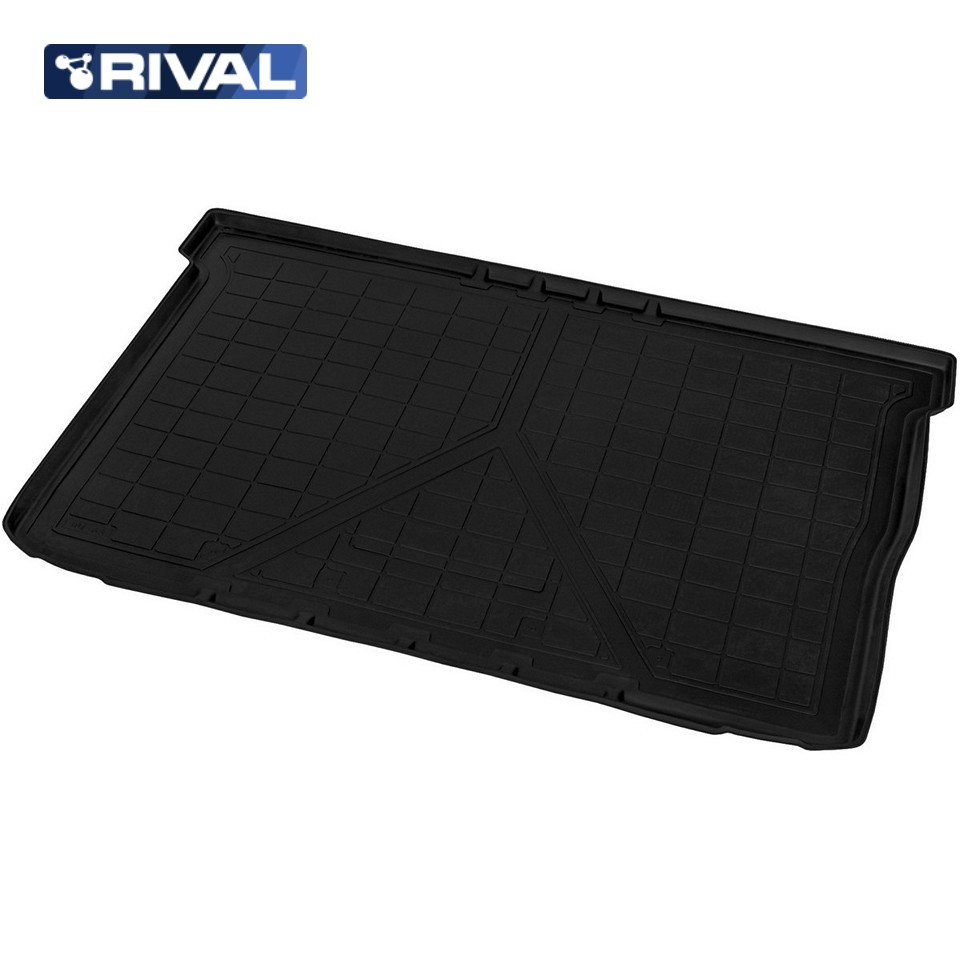 For Opel  Meriva 2010-2015 trunk mat Rival 14205002 бытовой пылесос evc 3514