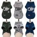 Haustier Hund Kleidung Für Hund Kleidung Winter Kleidung für Hunde Pet Produkt Hunde Mantel Jacke Haustiere Kleidung für Chihuahua Katze kleidung 41 Hundemäntel und -Jacken Heim und Garten -