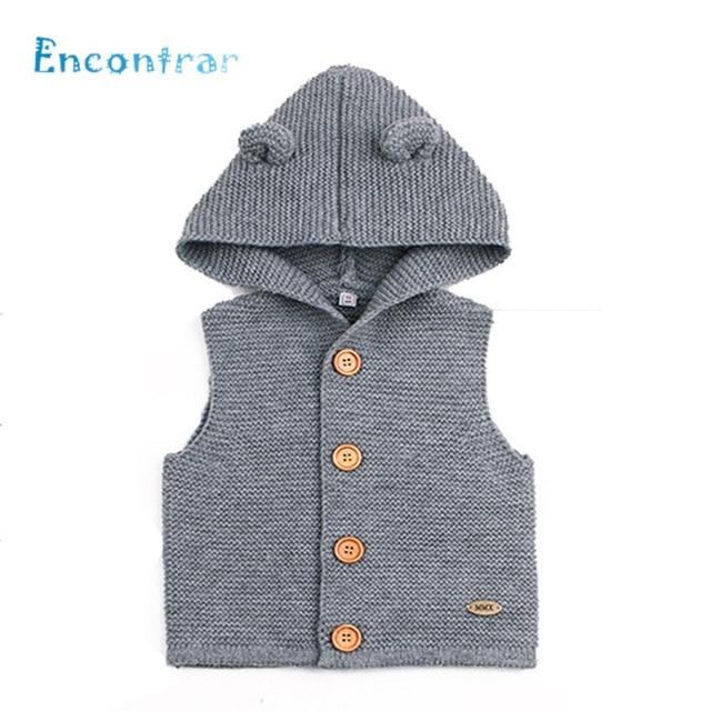 d44c747fa51e Encontrar Children Cardigan Hooded Vest Coat Baby Girls Warm Winter ...