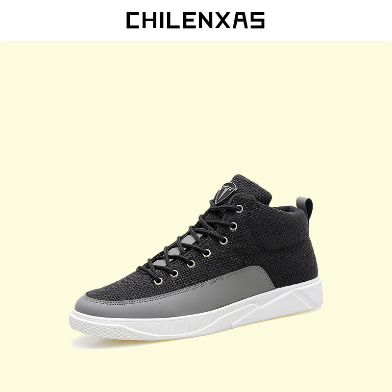 CHILENXAS Autumn Warm Winter Leather Footwear Shoes Men Casual New Fashion Ankle boots Breathable Light Hard-wearing Anti-Odor serene handmade winter warm socks boots fashion british style leather retro tooling ankle men shoes size38 44 snow male footwear