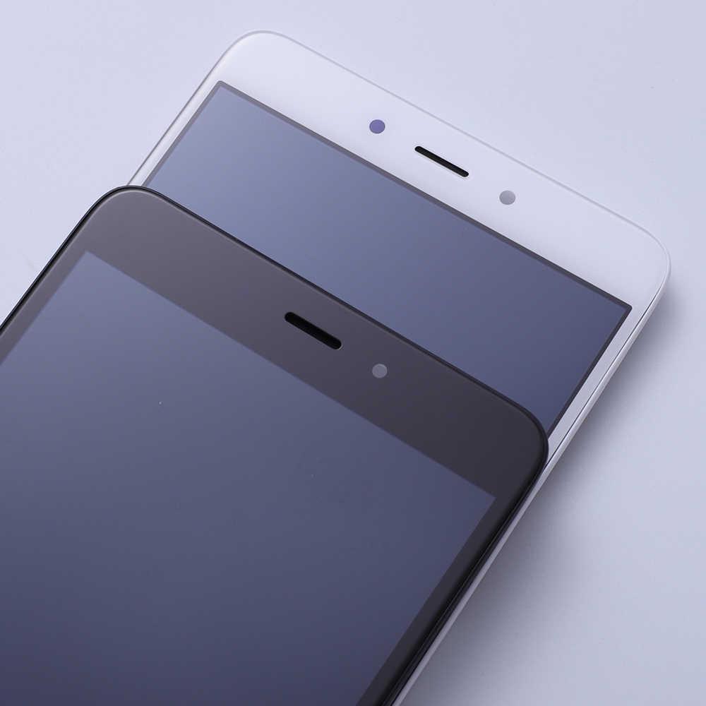 Voor Xiaomi Redmi Opmerking 4 MediaTek LCD Display Frame Compleet Touch Screen Panel Redmi note4 Opmerking 4 MTK LCD Digitizer onderdelen