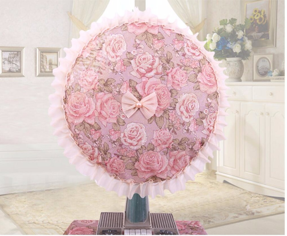 Electric Fan Covers 50 Cm Dirt Proof Cover Kids Safety Fan