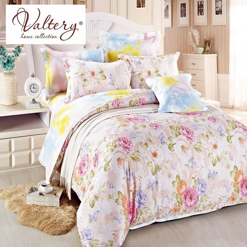 100% cotton satin jacquard flowers luxury bedding sets queen king size duvet cover bed sheet set bed set bed linen kit plaid promotion 6pcs cartoon baby cot crib bedding set for nursery bed kit set embroidery include bumpers sheet pillow cover