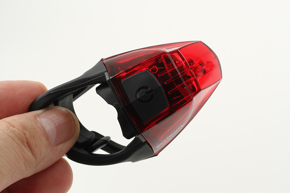 Taiwan High Quality ET3207 LED Rear Bike Light Germany K Mark Standard Bicycle Tail Light USB Fast Charge in Bicycle Light from Sports Entertainment