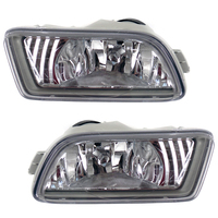 Fog Lights Clear Driving Lamps fits HONDA TORNEO 1997 1998 1999 2000 2001 2002 Pair Quality