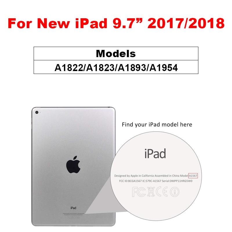 Закаленное стекло для iPad 9,7 Air 1 2 Защитная пленка для экрана для iPad Mini 1 2 3 4 5 Защитная пленка для iPad Pro 11 10,5 9,7 - Цвет: iPad 2017 2018 9.7