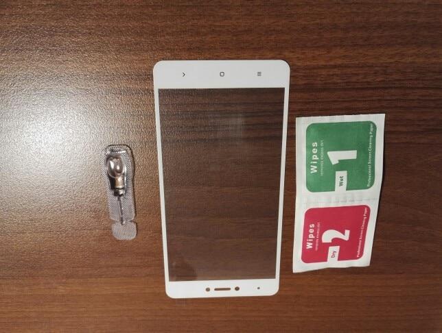 2pcs/lot CHYI for xiaomi redmi note 4x screen protector tempered glass redmi 4x 4gb 64gb fim for redmi note 4 X protective glass