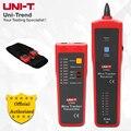 UNI-T wykrywacz przewodów UT682; linia telefoniczna/kabel sieciowy/linia kablowa/kabel sieciowy tester kabli kalibracyjnych
