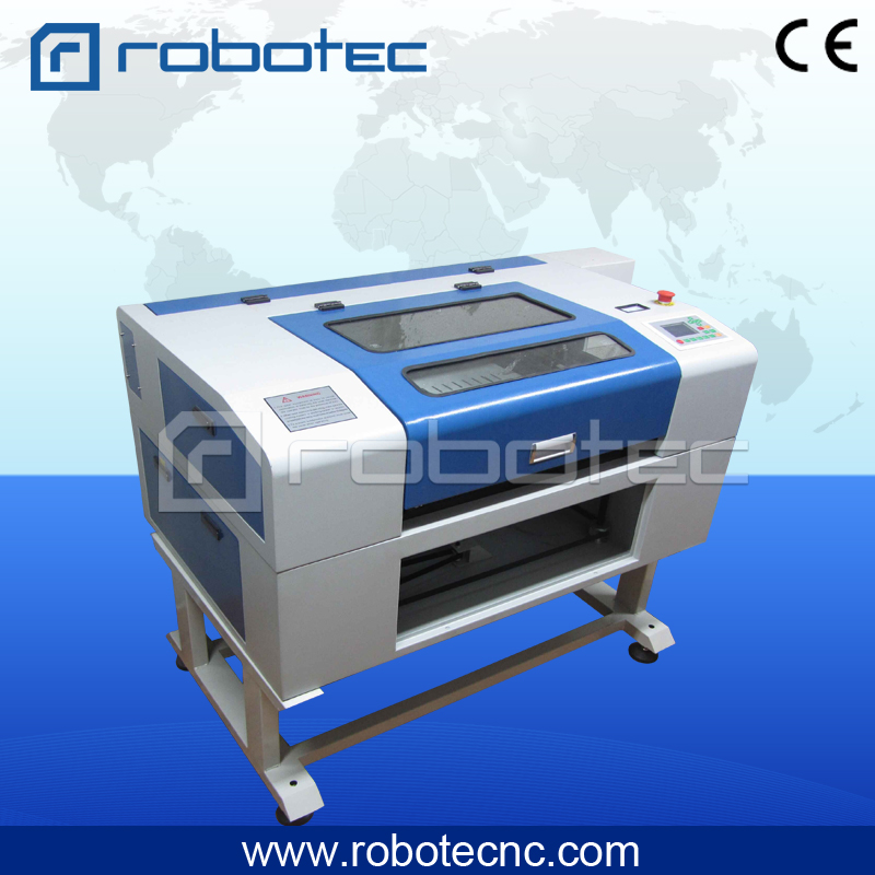 New Hot <font><b>4060</b></font> <font><b>Laser</b></font> Engraving Machine 220V / 110V 60W 400*600mm <font><b>Laser</b></font> Cutter Honeycomb Work Table Glass Gourd Cutting Machine image