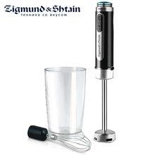 Zigmund & Shtain BH-131M блендер Ручной Кухонный 600 Вт миксер, Кухонный комбайн домашнего использования 12 режимов турбо