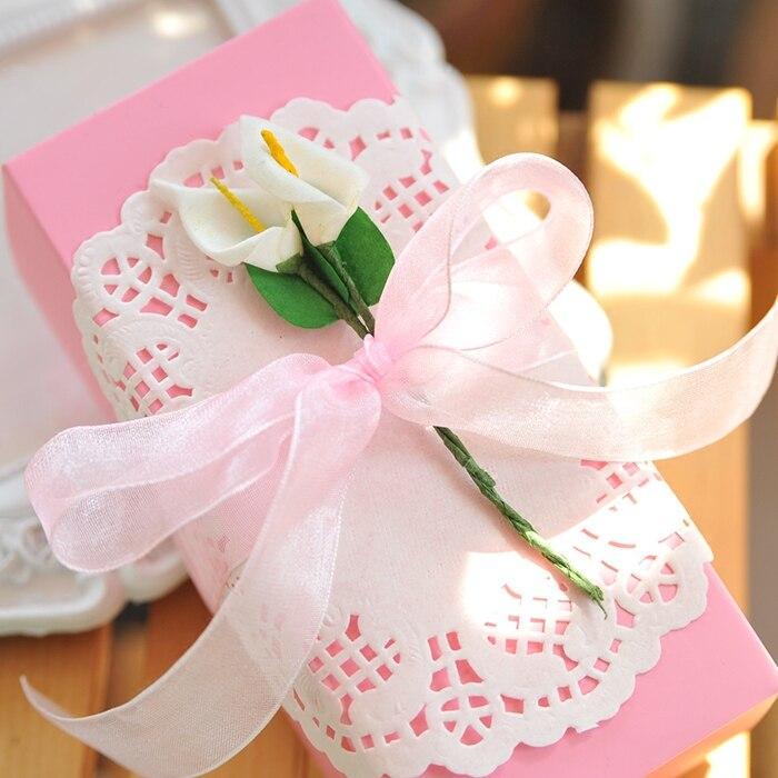 Tolle Rose Themed Hochzeit Bevorzugungen Zeitgenössisch ...