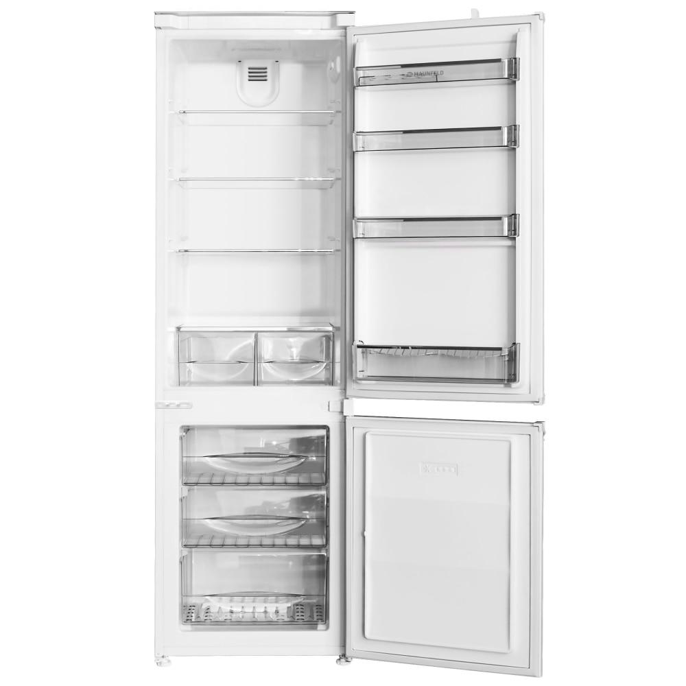 Фото - Холодильник встраиваемый двухкамерный MAUNFELD MBF.177BFW двухкамерный холодильник hitachi r vg 472 pu3 gbw