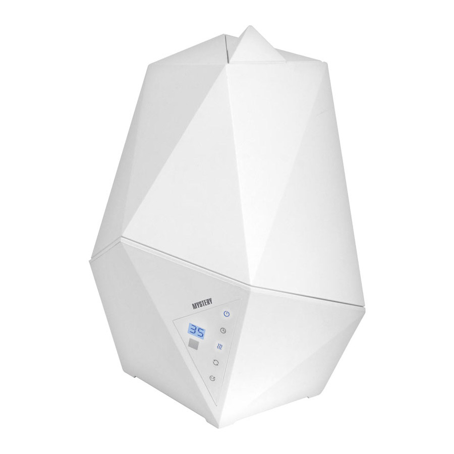 Humidifier MYSTERY MAH-2604 white thb cp206 intelligent facial steamer humidifier sprayer white deep pink