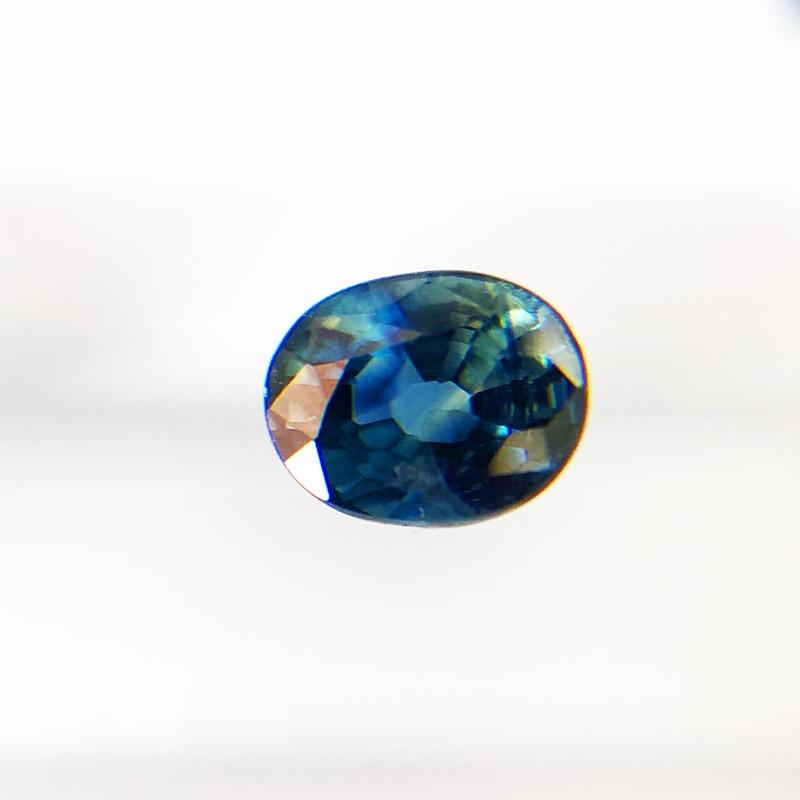 Naturellement unoptimized Chinois de couleur saphir rugueux, soutien vos propres tests, peut vous aider à faire des bijoux - 5