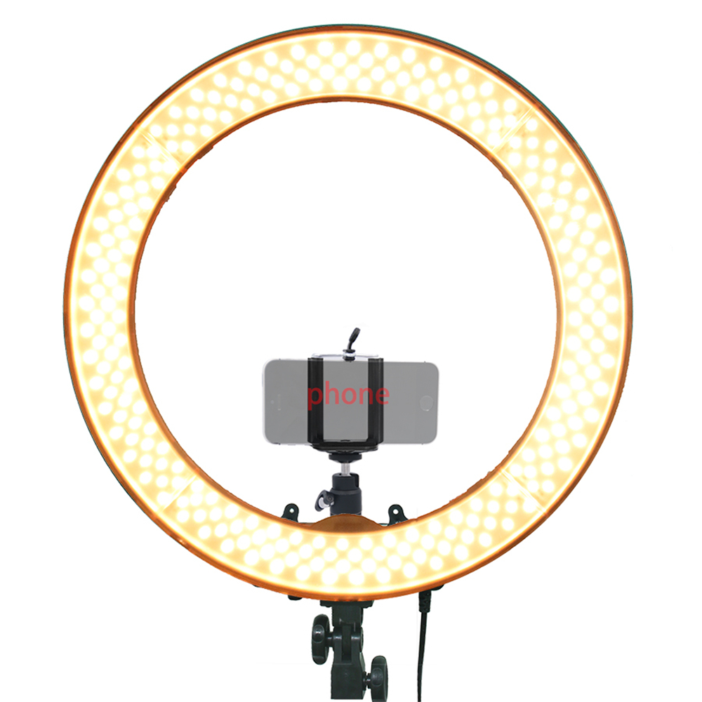 Engage 240 STKS Ring Licht LED 55 W 5500 K Camera Fotostudio Telefoon - Camera en foto - Foto 2
