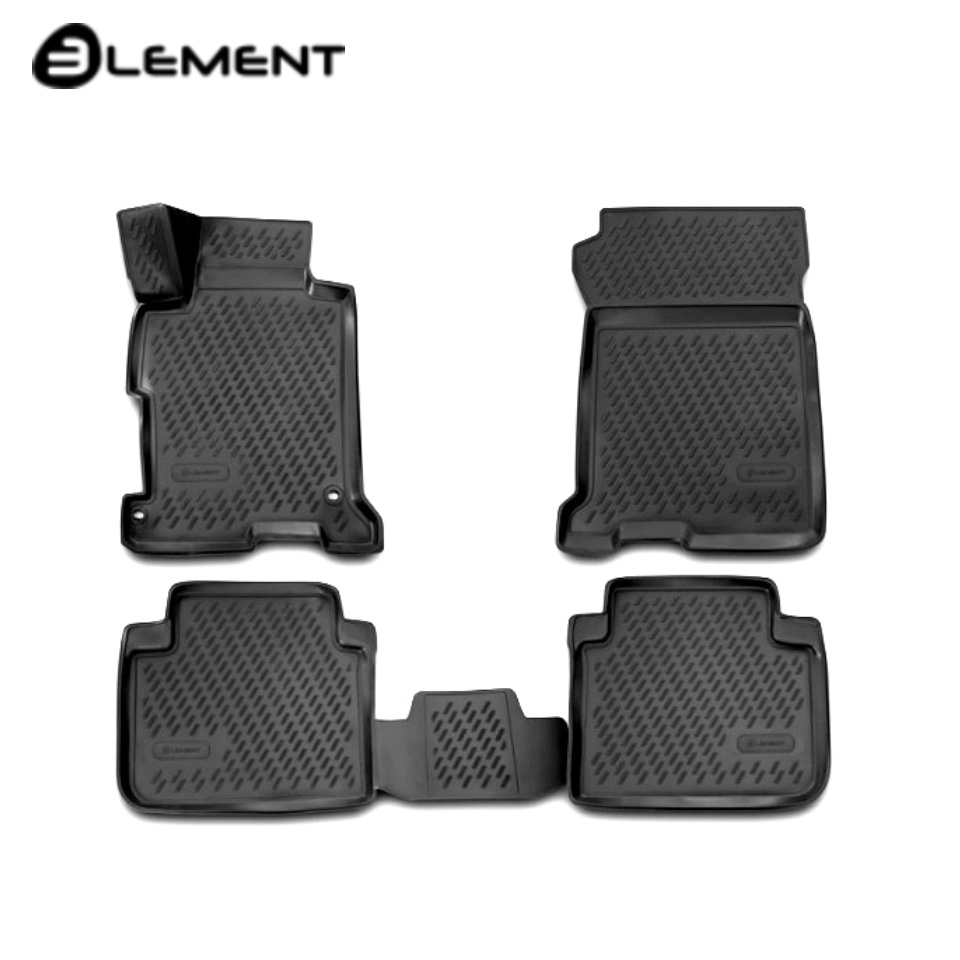 For Honda Accord IX 2013-2018 3D floor mats into saloon 4 pcs/set Element CARHND00005 ysw aluminum 40mm pwk high performance carburetor one pcs universal power jet carb used for kawasaki suzuki honda ktm yamaha