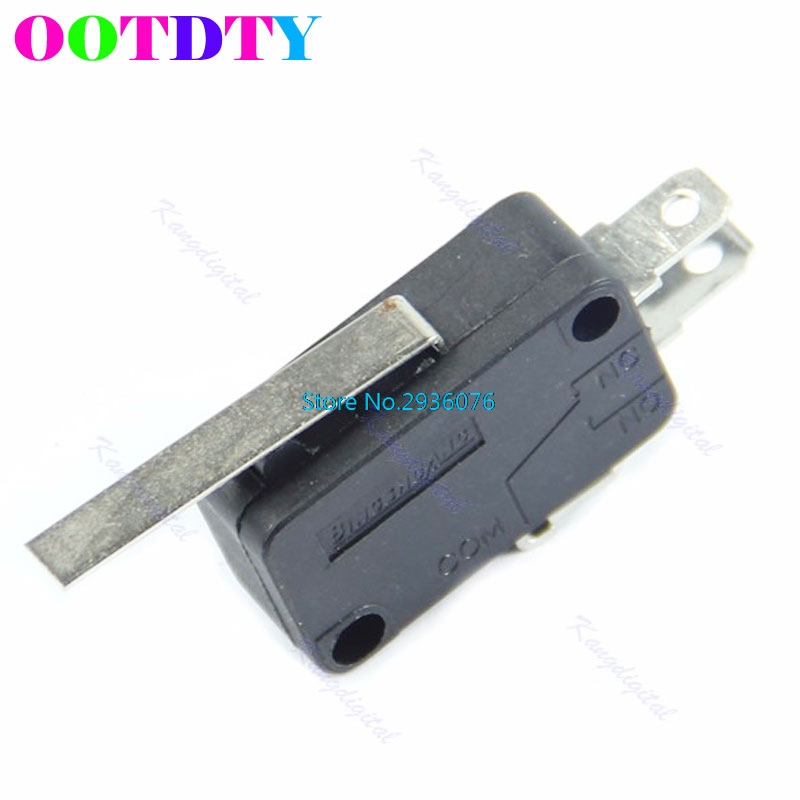 Micro высокого уровня Обычно открыть закрыть концевой выключатель 28x16 мм APR19_35