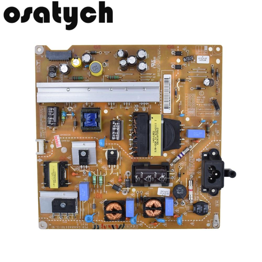 Original LG 42LB5610-CD Power Board EAX65423701 LGP3942-14PL1 Replcement