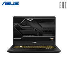 "Ноутбук Asus FX705GE 17.3"" FHD IPS/i7 8750H/8GB/1TB/NVIDIA GeForce GTX 1050Ti 4Gb/NoOS/Black(90NR00Z1-M03990"