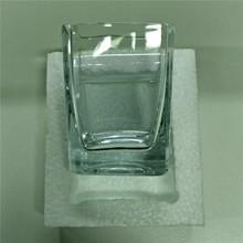 Хрустальный виски Galss с держатель для сигары квадратный Aquavit с вином XO Cup Встроенная сигарета Puritano Groove vnose De Cristal