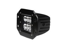 Image 2 - 18w DRL luz de circulación diurna LED luz de trabajo 10 30V accesorios de coche SUV 4WD UAZ motocicleta apagado paso de carretera b6 golf LADA NIVA