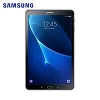 Samsung Galaxy Tab A (2016) SM T580N 2 Гб оперативная память 32 Встроенная 10,1 дюймовый, планшет, Android samsung 1920x1200 пиксели Черный панель компьютер